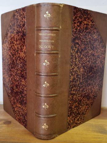 Brillat-Savarin, Physiologie du goût, dessins de Bertall
