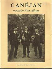 Canéjan, Mémoire d'un village Gironde