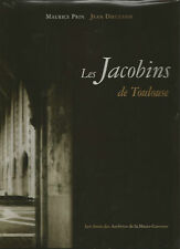Les Jacobins de Toulouse, Maurice Prin, Jean Dieuzaide