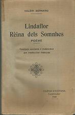 Lindaflor Rèina dels Somnhes en occitan avec la traduction en français