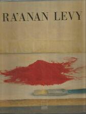 Ra'anan Levy, par Mordechaï Omer