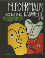 Kabarett Fledermaus, 1907-1913 (en allemand)