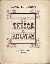 Alphonse Daudet, Le Trésor d'Arlatan, hors-texte de Rémusat