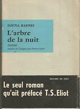 Djuna Barnes, L'Arbre de la nuit, 1957, édition originale