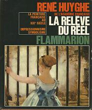 René Huyghe, La relève du réel (Impressionnisme, symbolisme)