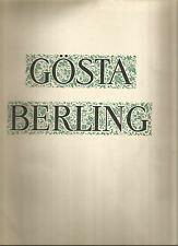 Gösta Berling, par Selma Lagerlöf 38 lithographies originales de André Jordan