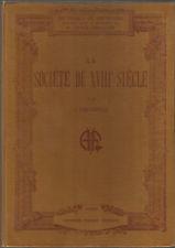 La Société du XVIIIe siècle par J. de Casanova