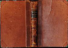 Edmond et Jules de Goncourt Portraits intimes du XVIIIe siècle édition originale