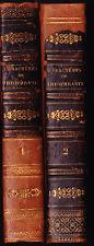 Les Caractères de Théophraste avec Les Caractères de La Bruyère 1759