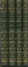 Romans de Voltaire, 4 volumes reliés et illustrés, Jouaust