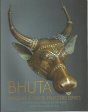 BHUTA Masques & Objets rituels des Esprits