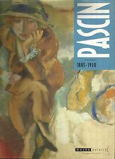 Catalogue d'exposition Pascin 1885-1930