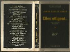 James Hadley Chase, Elles attigent…, 1951, série noire avec jaquette