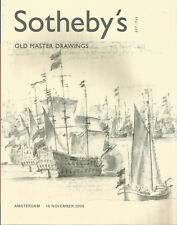 Sotheby's, Old Masters Drawings, Amsterdam, 16 november 2005