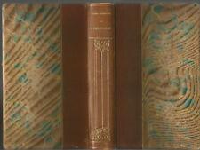 Barbey d'Aurevilly, L'Ensorcelée, Lemerre, avec un portrait de l'auteur