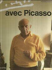 Picasso avec Picasso, Edward Quinn, Pierre Daix