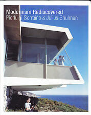 Architecture Modernism Rediscovered Julius Shulman