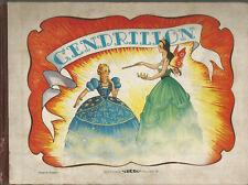 Cendrillon d'après Grimm illustration et découpage de Jo. Zagula