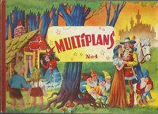 Multiplans N°4 Albums du Gai Moulin