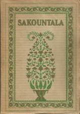 Sakountalâ, d'après l'oeuvre indienne de Kalidasa, Franz Toussaint