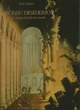 Monsu Desiderio ou le théâtre de la fin du monde, par Pierre Seghers