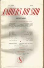 Cahiers du Sud, Delphes et l'aventure celtique