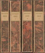 Aristophane, Théâtre complet, en 4 tomes, illustrations de Charles Clément