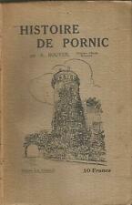 Histoire de Pornic (Loire-Inférieure),par A. Bouyer
