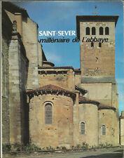 Saint-Sever millénaire de l'abbaye Colloque international, 25, 26 et 27 mai 1985