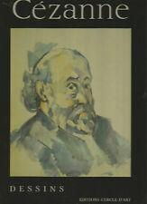 Cézanne, Dessins