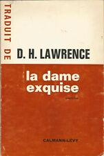 D. H. Lawrence, La Dame exquise, Nouvelles