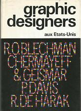 Graphic Designers aux Etats-Unis, tome 2
