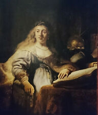 Rembrandt's Minerva in her Study of 1635: the Splendor and Wisdom of a Goddess