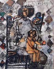 Catalogue Blanchet & Associés, Estampes, Art moderne & contemporain, 17 mai 2017