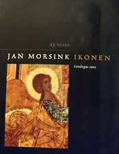 25 Years Jan Morsink Ikonen Catalogue 2002