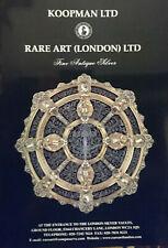 Koopman, Rare Art (London) Fine Antique Silver
