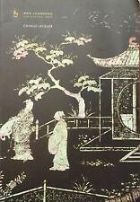 Ben Janssens Oriental Art, Chinese Lacquer 30 October – 14 November 2008