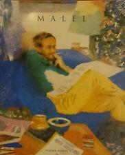 Catalogue d'exposition Malel, Didier Aaron & Cie, du 3 au 24 juin 2005