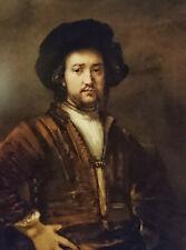Rembrandt Harmensz van Rijn, Portrait of a Man with Arms Akimbo, Otto Naumann