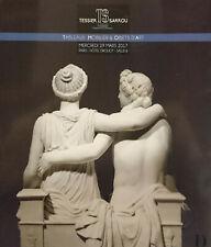Tessier Sarrou Tableaux, mobilier & objets d'art vente du 29 mars 2017 Drouot