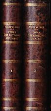 Flore générale des environs de Paris, selon la méthode naturelle Chevallier 1826