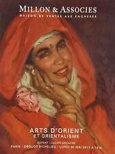 Arts d'Orient et orientalisme, vente Millon 30 mai 2011 Paris Drouot Richelieu