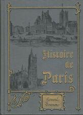 Histoire de Paris, histoire, monuments, administration, environs de Paris