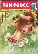 Livre pour enfants, Tom Pouce, Contes du Gai Pierrot