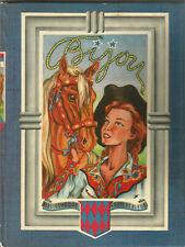 Livre d'enfants, Bijou poney du Far West, illustrations de Marie-José Maury