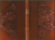 Balzac, Petites misères de la vie conjugale, reliure signée
