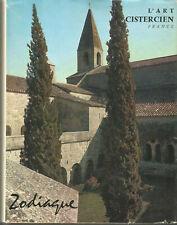 L'Art cistercien en France. Zodiaque, 1962