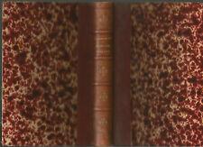 Mémoires secrets de Bachaumont, Garnier, 1874, relié