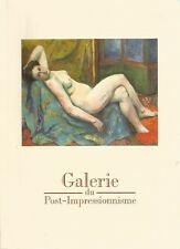 Galerie du Post-Impressionnisme, Catalogue 2006