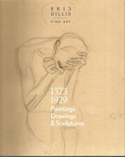 1525-1929 Paintings, Drawings & Sculptures, Eric Gillis, Fine Art, June 2016